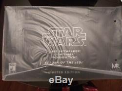 Master Replica Star Wars Luke Skywalker Ep6 V2 Lightsaber Sw-171