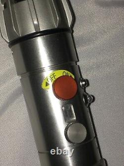 Master Replicas 2006 Star Wars Force Fx Darth Maul Double Bladed Lightsaber