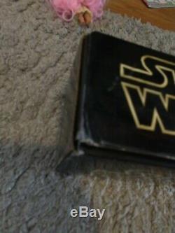 Master Replicas Anakin Skywalker Star Wars Force FX Lightsaber 2002 AOTC with box