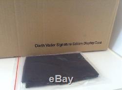 Master Replicas Darth Vader Lightsaber Double Signature Edition Star Wars