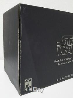 Master Replicas Darth Vader Lightsaber Signature Edition Star Wars ROTJ SW-164SE