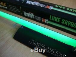 Master Replicas Force Fx Lightsaber Collectible Luke Skywalker