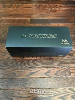 Master Replicas Luke Skywalker Lightsaber Prop Replica ROTJ