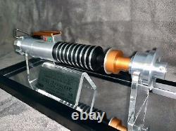 Master Replicas Star Wars 11 Scale ROTJ Luke Skywalker LE Lightsaber