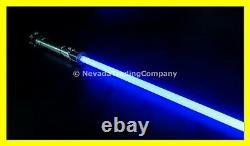 NEW SEALED STAR WARS GALAXY'S EDGE OBI WAN KENOBI LEGACY LIGHTSABER With36 BLADE