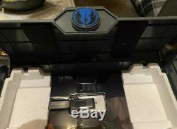 NEW Sealed Star Wars Galaxys Edge Ben Solo Legacy Lightsaber Kylo Ren Rey Disney