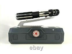 NEW Star Wars Galaxy's Edge DARTH VADER Legacy Lightsaber with36 Blade & Stand