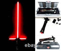 NEW Star Wars Galaxy's Edge KYLO REN Legacy Lightsaber with36 Blade & Stand