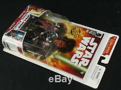 NOS Hasbro Star Wars Comic Packs Qel-Droma & Exar Kun withTales of Jedi #6 Rare