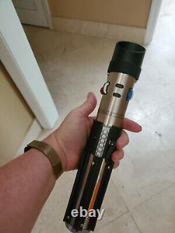 NWT IN HAND Star Wars Galaxy's Edge DARTH VADER Legacy Lightsaber Disney