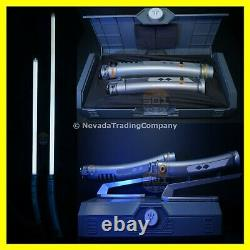 New Ahsoka Tano Legacy Lightsaber With 26in/36in Blades Star Wars Galaxy's Edge