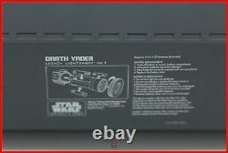New Darth Vader Legacy Lightsaber Star Wars Disney Galaxy Edge Sealed DISNEYLAND