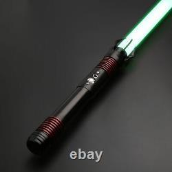 New Light Saber Rey Skywalker Aluminium Metal Star Wars Force FX Saber Replica
