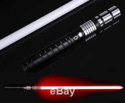 New Saber Light Jedi Sword lLd Lamp Saber Force FX Heavy Dueling Darth Vader