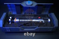 New Star Wars Galaxys Edge Obi Wan Kenobi Legacy Lightsaber Hilt & Blade