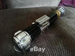 Obi-Wan Kenobi ANH Lightsaber Prop Replica Star Wars 11 A New Hope Full Scale