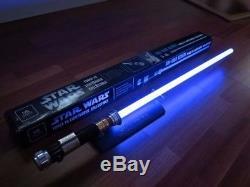 Obi-Wan Kenobi Force FX Master Replicas Lightsaber in original box Star Wars