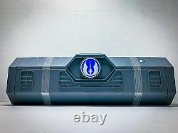 Obi-Wan Legacy Lightsaber Hilt Disney Parks Star Wars Galaxys Edge -NEW SEALED