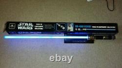Obi wan kenobi lightsaber force fx