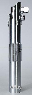 Original Graflex 3 Cell Flash Gun Handle Red Button 7 1/2 Reflector Lightsaber