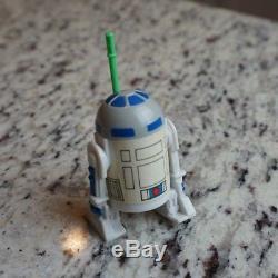 R2-D2 Pop Up Lightsaber 1985 DROIDS STAR WARS Last 17 VINTAGE Original C5 NRMINT