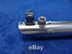 RARE Original Folmer Graflex 3-Cell Flash No Patent # Star Wars Lightsaber
