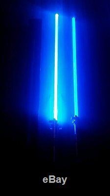 REMOVABLE BLADE Rey lightsaber Black series HASBRO graflex The Last Jedi Luke