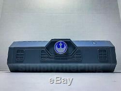 REY LUKE ANAKIN Legacy Lightsaber Hilt Star Wars Galaxys Edge Disney NEW