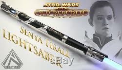 ROLIGHTSABER STAR WARS The Old Republic Senya Tirall lightsaber JEDI light saber
