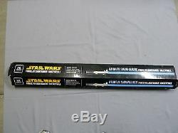 Rare. Anakin Skywalker Master Replicas FX Lightsaber 2005 SW-208