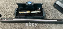 Reforged REY Skywalker Star Wars Galaxy's Edge Legacy Lightsaber With Blade Incl