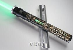 Rolightsaber Qui-Gon Jinn TPM Legend 2 Jedi lightsaber STAR WARS light saber NEW