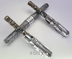 Rolightsaber Satele Shan Old Republic Jedi lightsaber STAR WARS light saber