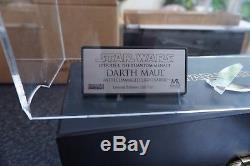 STAR WARS Master Replicas Darth Maul Lightsaber