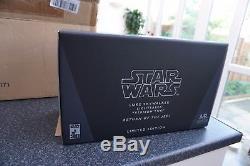 STAR WARS Master Replicas Luke Skywalker V2 Lightsaber Version Two