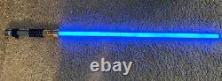 STAR WARS Master Replicas Obi-Wan Kenobi FX Lightsaber Super Rare