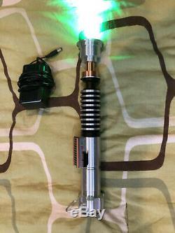 Saberforge Prodigal Son ROTJ Luke Skywalker Lightsaber Star Wars