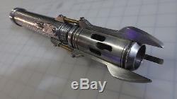 Satele Shan Neopixel Sound FX Lightsaber with Blade and Plecter Labs Prizm V5.1