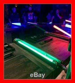 Savi's Workshop Custom Star Wars Disney Galaxy's Edge Lightsaber YOU CHOOSE NEW
