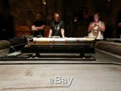 Savis Workshop Build Your Own Lightsaber From Star War's Galaxy Edge
