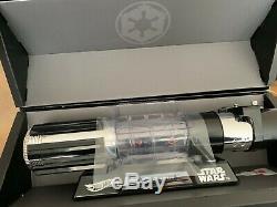 Sdcc 2014 Star Wars Darth Vader Car Hot Wheels Light Saber Mattel Exclusive Rare