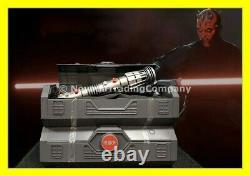 Set Of 2 Darth Maul Legacy Lightsaber Hilts Star Wars Galaxy's Edge Dual Set New