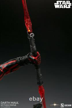 Sideshow Collectibles Star Wars Darth Maul Mythos 1/5 Scale Statue