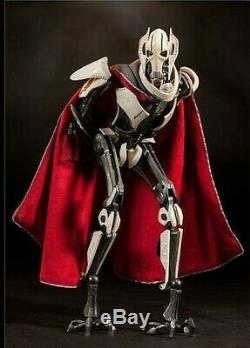 Sideshow General Grievous 1/6 EXCLUSIVE With Shipper