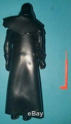 Star Wars 1977 Darth Vader Action Figure with Light Saber and Cape First 12