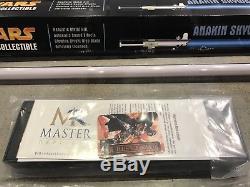 Star Wars Anakin Skywalker Lightsaber Master Replicas FX SW-208