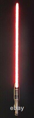 Star Wars Black Series Darth Revan Force FX Elite Lightsaber with Custom Cover