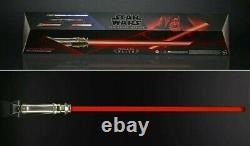 Star Wars Black Series ELITE EMPEROR PALPATINE LIGHTSABER FORCE FX Darth Sidious