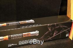 Star Wars Black Series Force FX Lightsaber Luke Skywalker Green ROTJ Version NEW