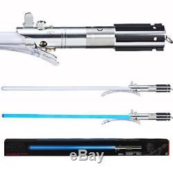 Star Wars Black Series Force Fx Deluxe Lightsaber Rey Prop Replica